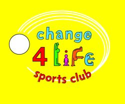 Change4Life Sports Clubs Logo