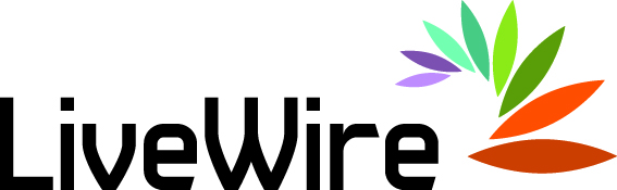 LiveWire logo HR COLOUR