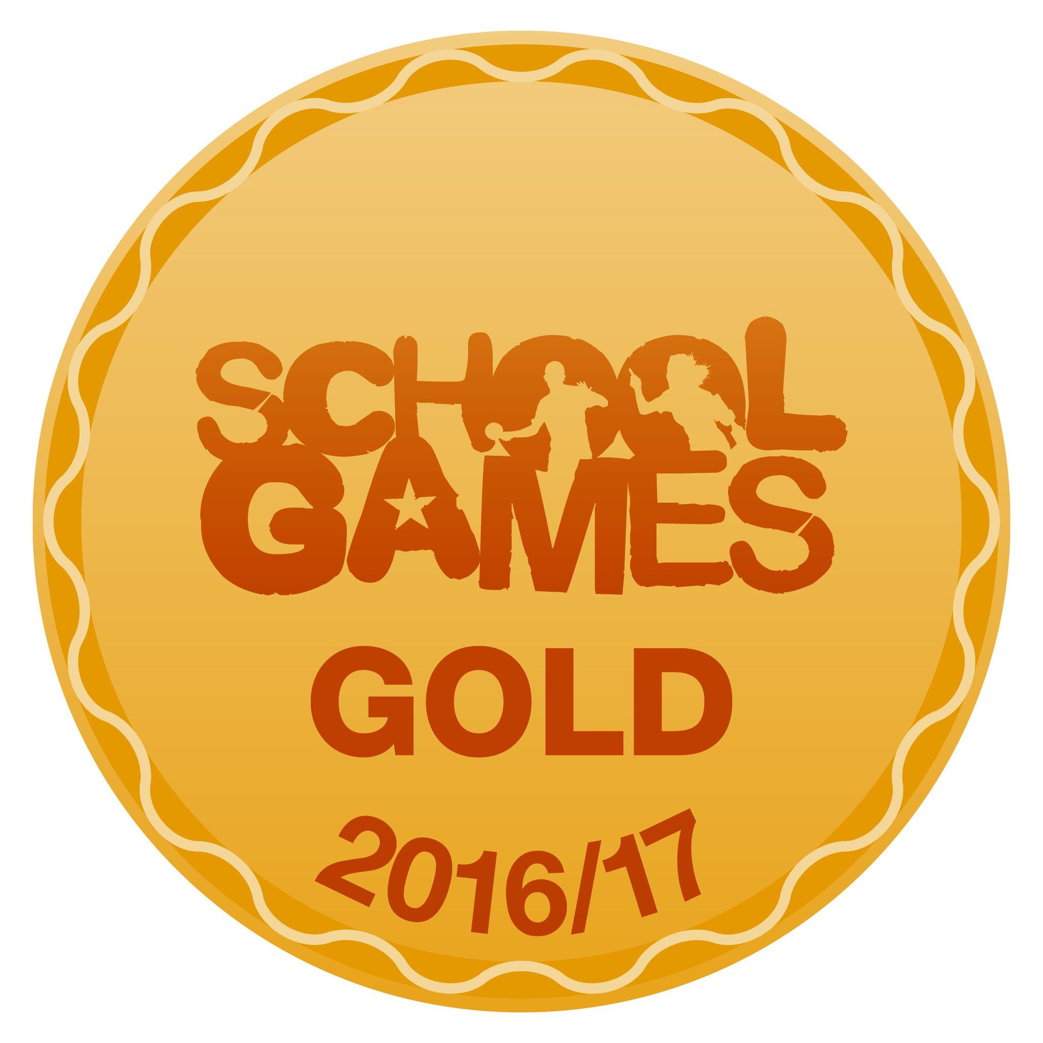 16 17 Gold Mark