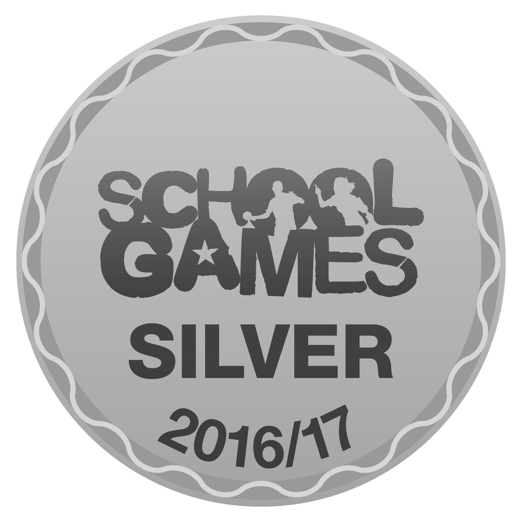 16 17 Silver Mark