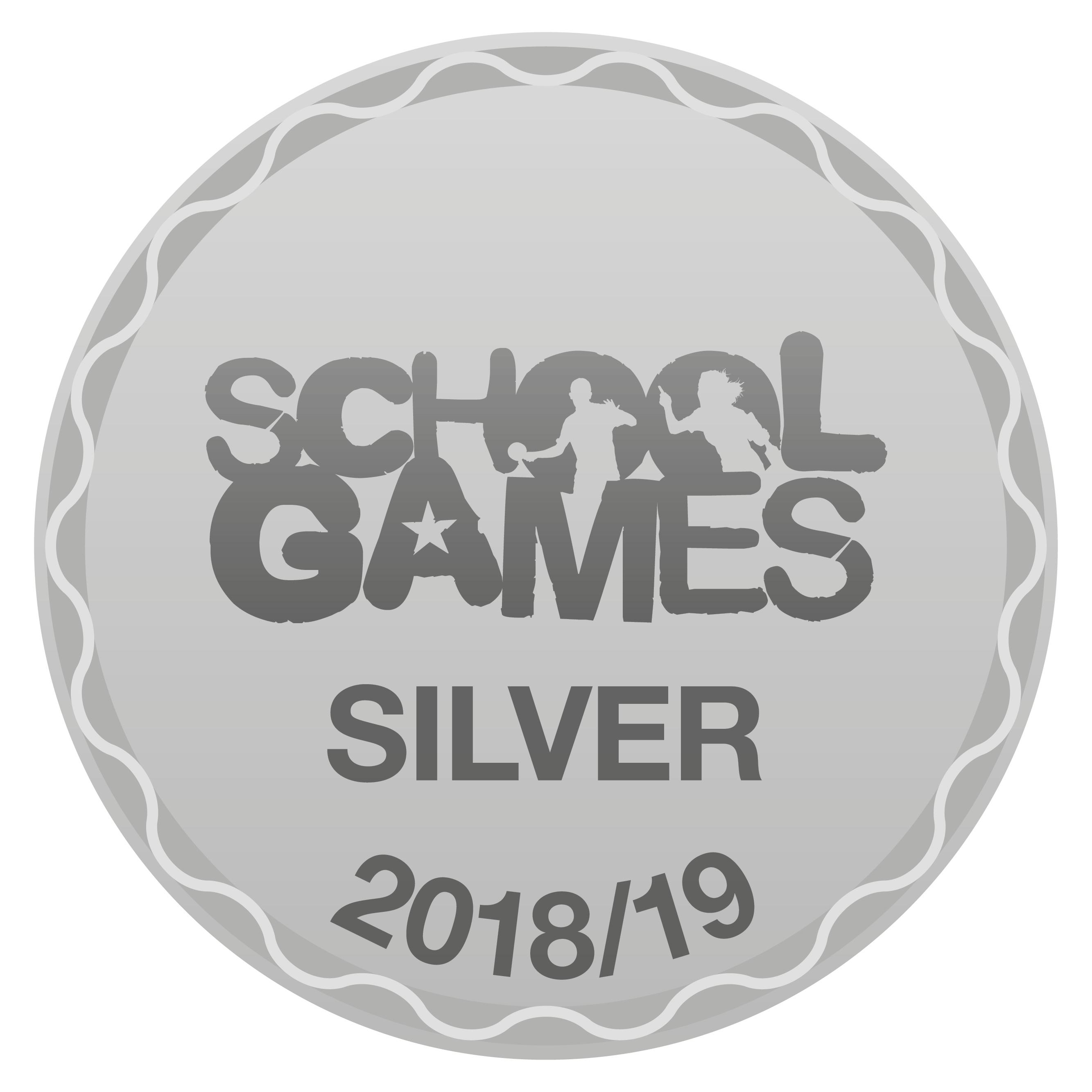 SG L1 3 mark silver 2018 19