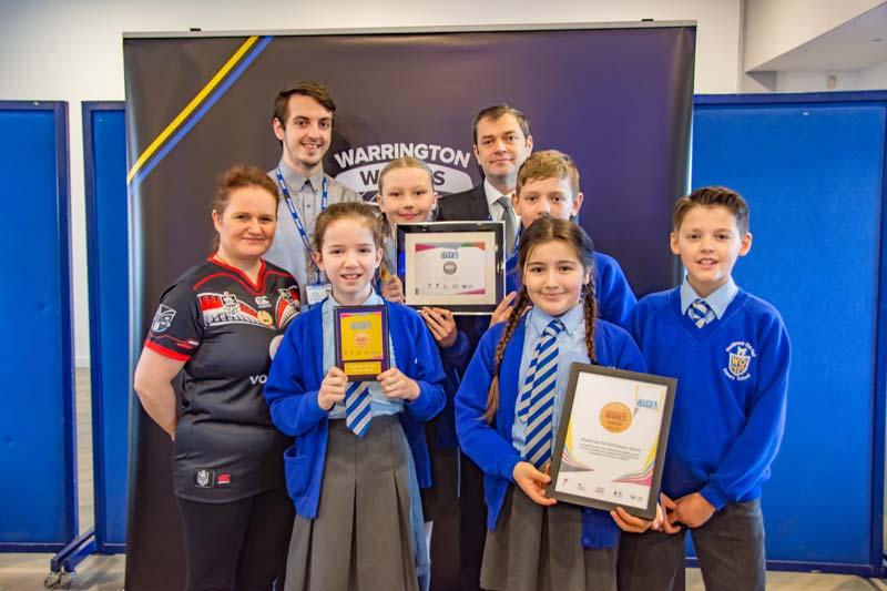 Schools Awards 3007